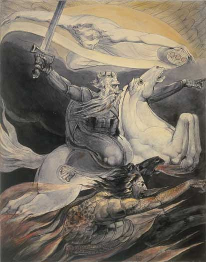 Pale Horse, William Blake